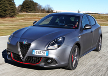 Alfa Romeo Giulietta restyling 2016 [Video]