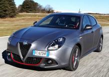 Alfa Romeo Giulietta restyling 2016 [Video]
