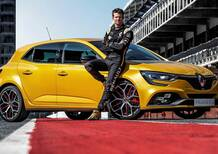 Renault Megane RS Trophy, la compatta da pista [video]