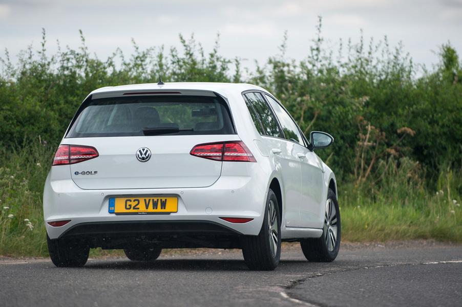Volkswagen e-Golf (2)