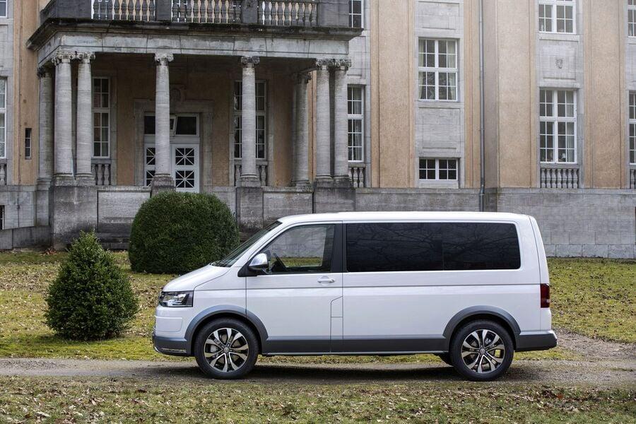 Volkswagen Multivan (2)