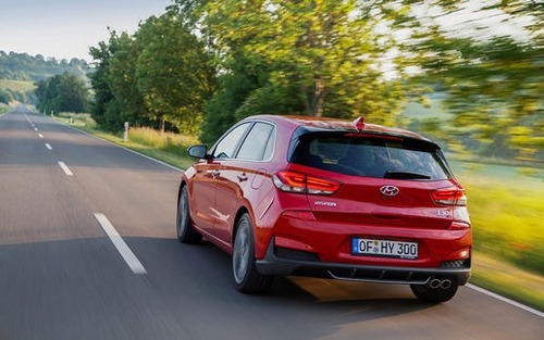 La Hyundai i30 N Line approda in Europa: 1.4 T-GDI o 1.6 CRDi (2)