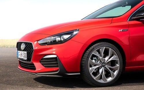 La Hyundai i30 N Line approda in Europa: 1.4 T-GDI o 1.6 CRDi (5)