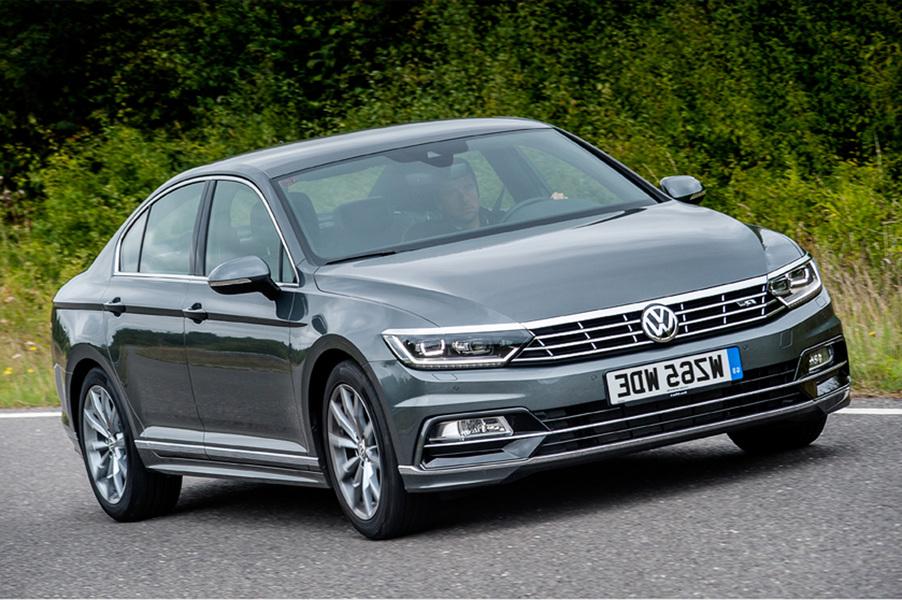 Volkswagen Passat (2014->>)