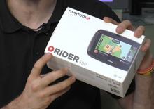 TomTom Rider 550, il test del nuovo navigatore da moto