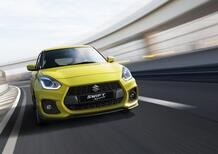 Suzuki Swift Sport: quando si aggiunge leggerezza [Video]