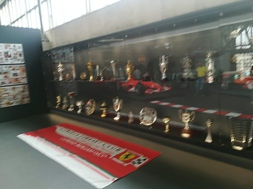 F1: visita al museo dedicato a Michael Schumacher (6)