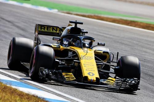 F1, GP Germania 2018, FP3: Leclerc al top sotto la pioggia (3)