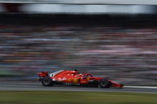 F1, GP Germania 2018: pole per Vettel (2)