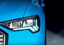 Audi Q3: il video teaser della 2^ generazione, sarà svelata il 25 luglio