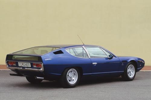 Lamborghini Espada, 50 anni fa nasceva la prima 4 posti del Toro (5)