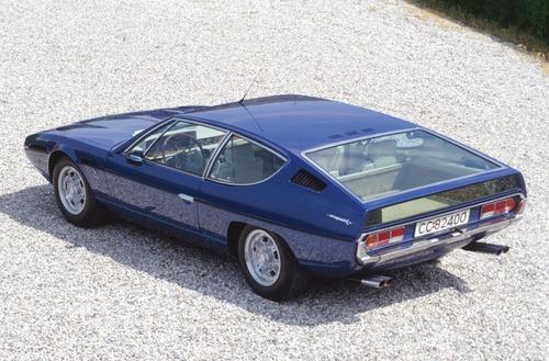 Lamborghini Espada, 50 anni fa nasceva la prima 4 posti del Toro (2)