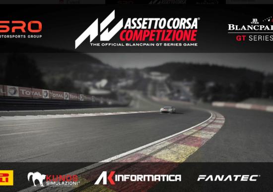 Assetto Corsa Competizione, sfida hotlap