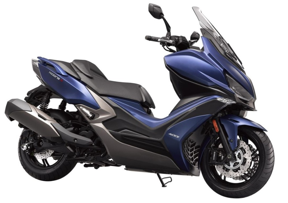Kymco Xciting 400i S ABS (2018 - 20) (3)