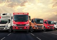 Mahindra Furio: la nuova gamma di commerciali by Pininfarina