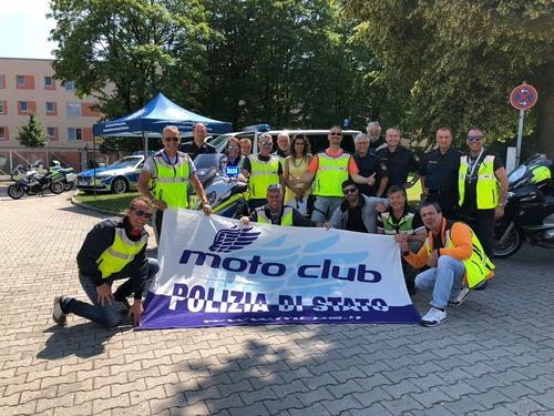 Moto Club Polizia di Stato, viaggio sociale a Monaco di Baviera (2)