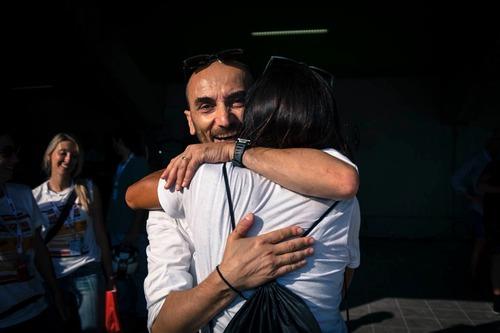 Domenicali: uno di noi (foto: Giacomo Gandossi)