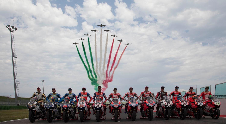 Il World Ducati Week e il senso del Natale a fine luglio