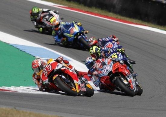 Sky Sport rinnova i diritti per la MotoGP fino al 2021