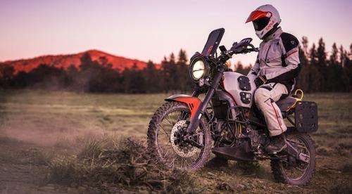 Ducati Scrambler Desert Sled Earle Alaskan, quando enduro fa rima con Ducati (6)