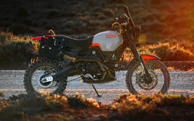 Ducati Scrambler Desert Sled Earle Alaskan, quando enduro fa rima con Ducati