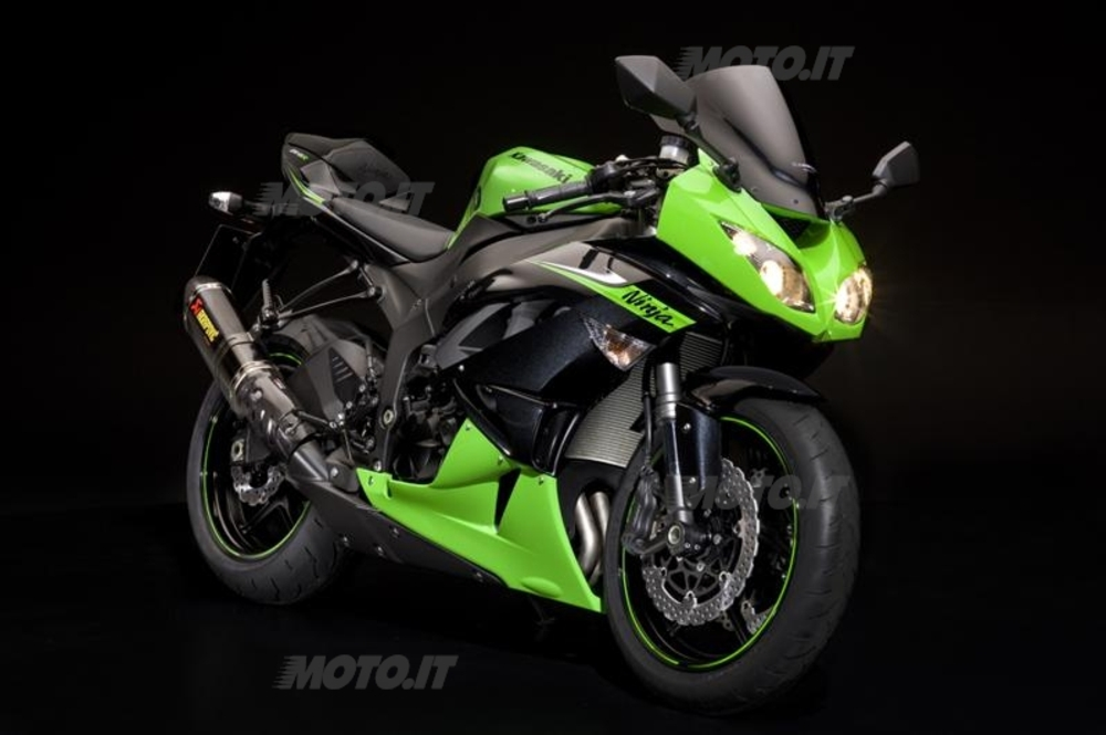 ZX 6R Performance Edition