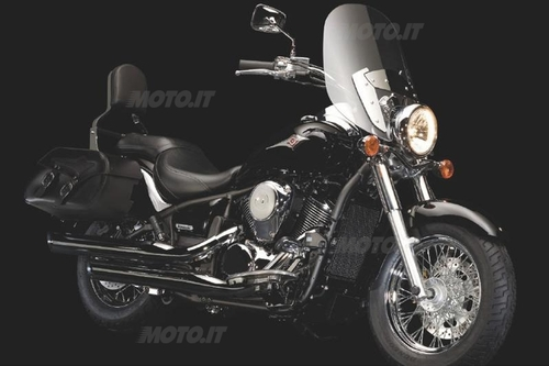 VN900 Classic Light Tourer