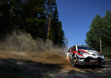 WRC18 Finlandia. Day 1: Tanak e Toyota al comando