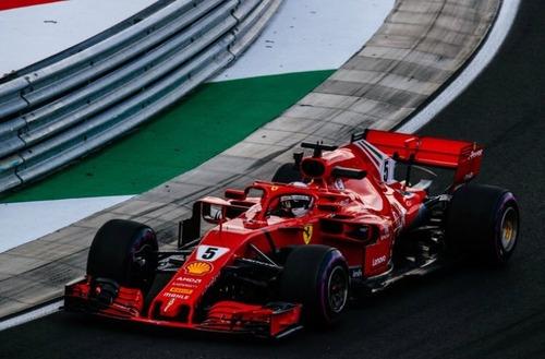 F1, GP Ungheria 2018, Gara: Hamilton beffa le Rosse (9)