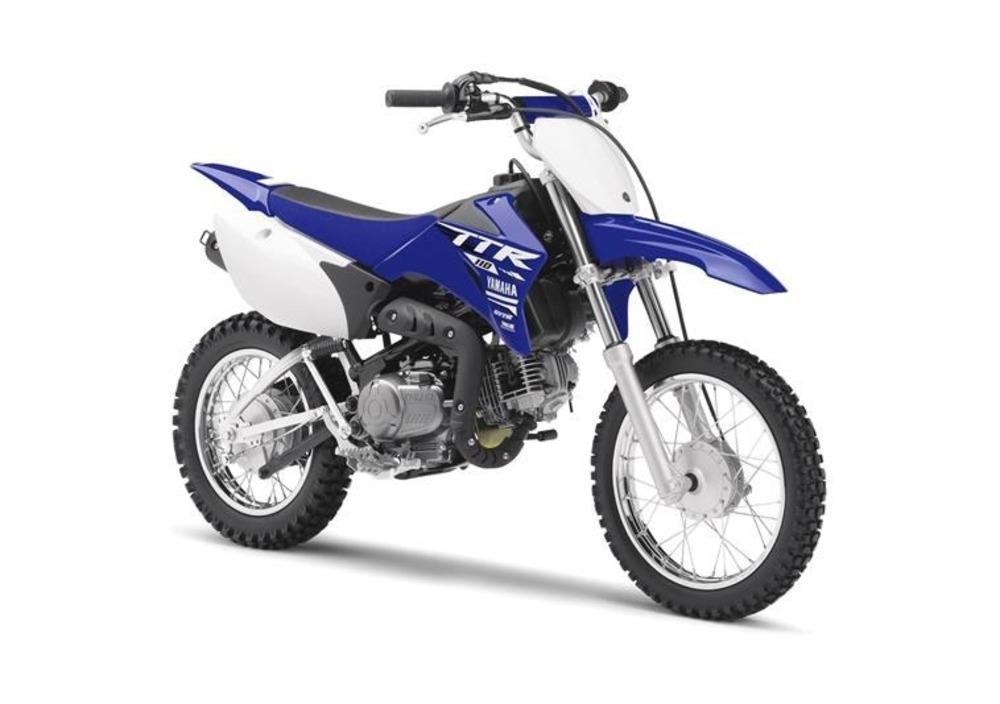 Yamaha TT R 110E (2018 - 20) (2)