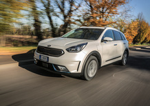 Kia Niro PHEV: il crossover ibrido diventa plug-in [video]