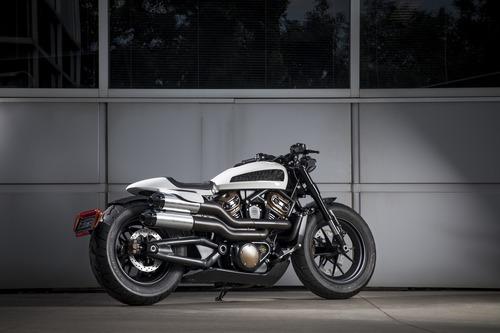 Harley-Davidson 2020: una Adventure (Pan America) e una streetfighter! (4)