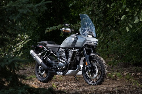 Harley-Davidson 2020: una Adventure (Pan America) e una streetfighter!