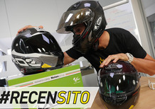 X-lite X-803 Ultra Carbon. Recensito casco racing