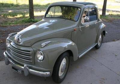 500 C Topolino d'epoca del 1953 a Viadana