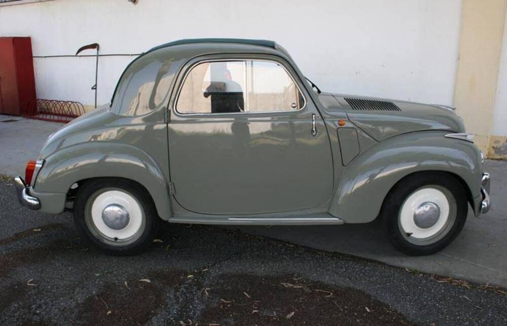500 C Topolino d'epoca del 1953 a Viadana (4)