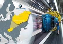 BMW espande la produzione: nuovo impianto in Ungheria