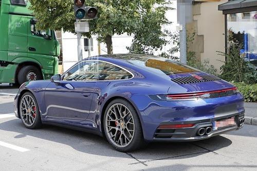 Nuova Porsche 911, serie 992: eccola in veste definitiva? (2)