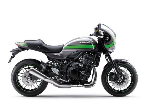 Kawasaki 2019: nuove colorazioni per Z 900RS, Z650, Versys 650 e Vulcan S
