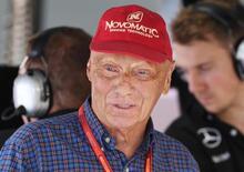 Niki Lauda, trapianto di polmone riuscito ma condizioni critiche