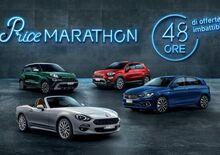 Price Marathon: 48 ore di offerte e sconti Jeep, Alfa, Fiat, Lancia e Abarth