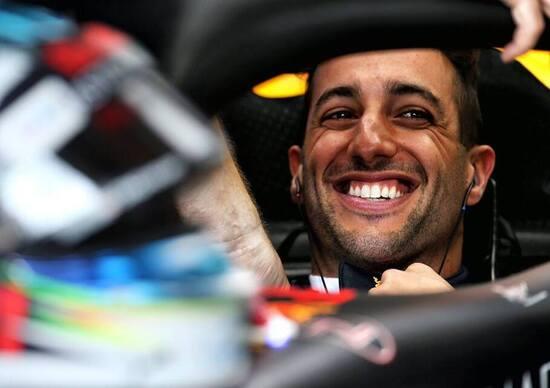 Daniel Ricciardo alla Renault dal 2019