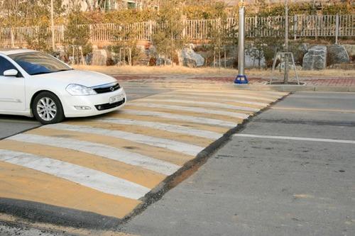 Dossi stradali, Vicenza: tolti dalle vie principali (2)