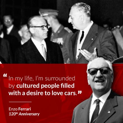 Enzo Ferrari, il ricordo a 30 anni dalla scomparsa (5)