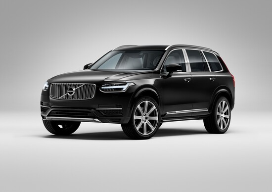 Volvo XC90 Excellence, puro lusso