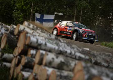 WRC Finlandia 2018: le immagini più belle