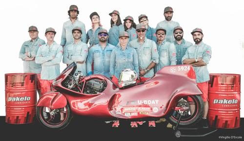 LS2 Helmets: Salt Lake's Record 2018, sfida a Bonneville