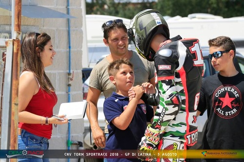 TORM, CNV e Sportrace Cup: il Sagittario (5)