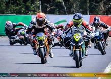 TORM, CNV e Sportrace Cup: il Sagittario