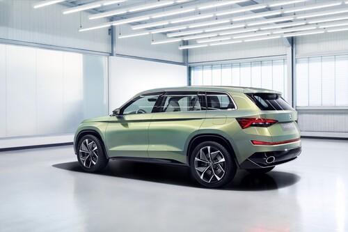 VisionS Concept: così sarà il SUV ibrido di Skoda (5)